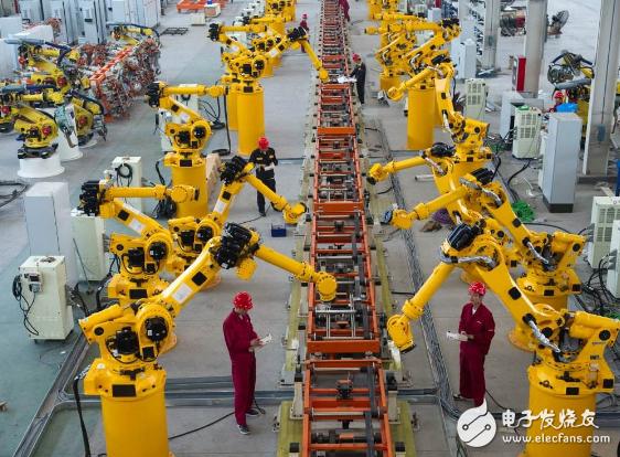 工業機器人依舊依靠進口 擴增技能人才勢在必行