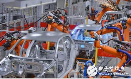 為了滿足市場需求 多臺工業機器人協同工作勢在必行