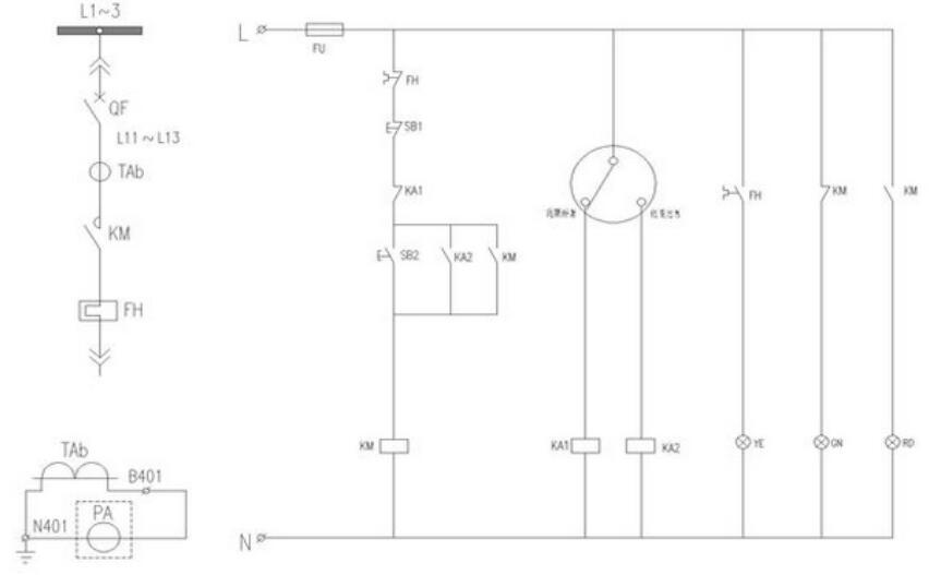 压力控制器怎么调_压力控制器接线图