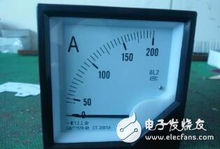 电流电压表的特点_电流电压表的参数
