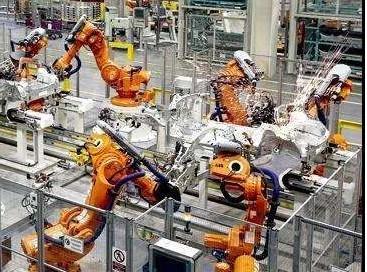 """超2萬臺工業機器人在安徽""""上崗"""",促進安徽制造業高質量發展"""