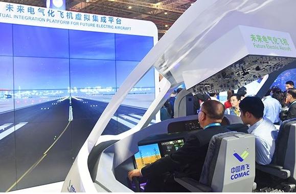 中國商飛公司計劃到2021年實現10架ARJ21系列飛機的交付量