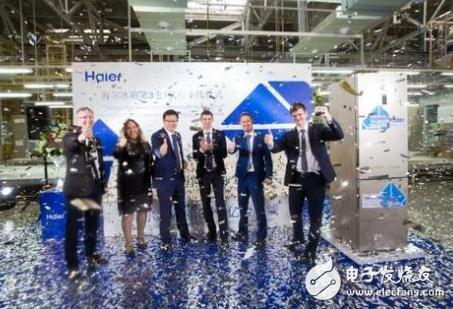 海尔多门冰箱领跑市场 零售量连续11年位居全球第...