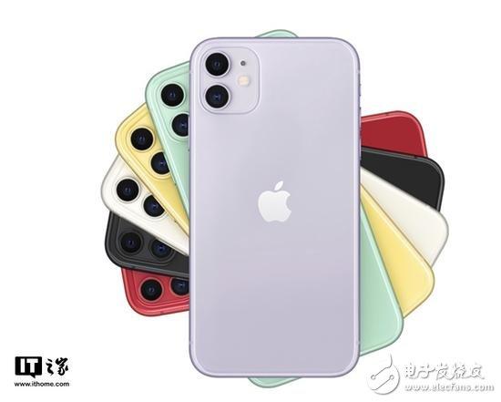 苹果iPhone 11移动5G合约优惠版在京东商城出售,并不支持5G网络