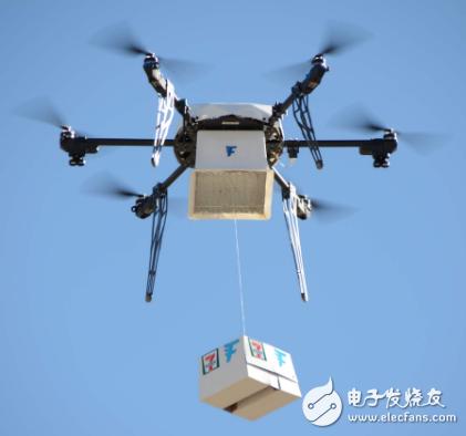 科学家开发原型自主六旋翼无人机 用于大型基础设施维护