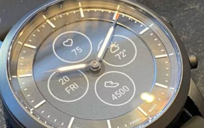 Fossil的新型在線智能手表擁有怎樣的高智能體驗