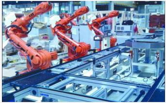 中国版的工业4.0正在全力推动制造业向智能制造转...
