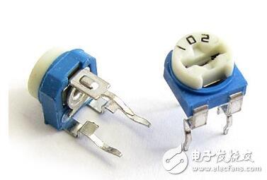 蓝白可调电阻的作用_蓝白可调电阻的参数