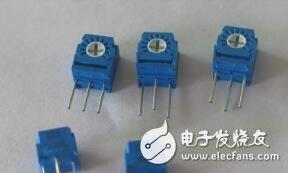蓝白可调电阻怎么接线_蓝白可调电阻接线注意事项