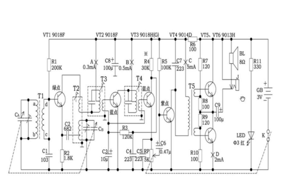 什么是外差式收音机的统调如何进行统调