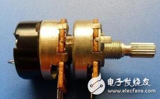 双联电位器接线方法_双联电位器接线注意事项