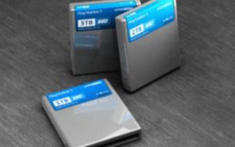 索尼推出新专利3D建模,或将是PS5的扩展SSD存储单元