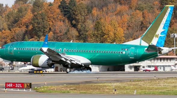 廈門航空最新一架737MAX飛機將采用聯合國涂裝