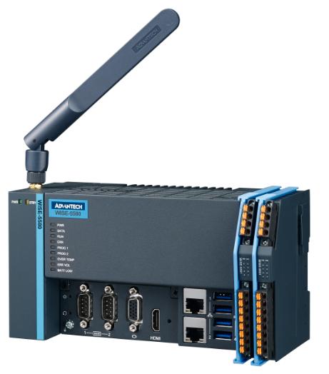 研华打造出了基于工业物联网应用的控制器以及行业解决方案