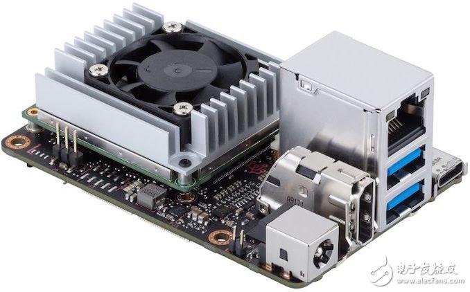 谷歌携手华硕打造人工智能单板计算机
