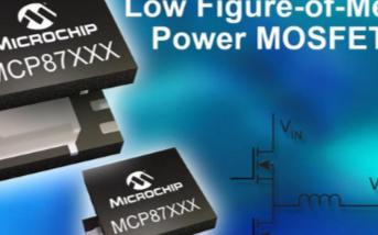Microchip推出全球首款基于模擬的電源管理控制器
