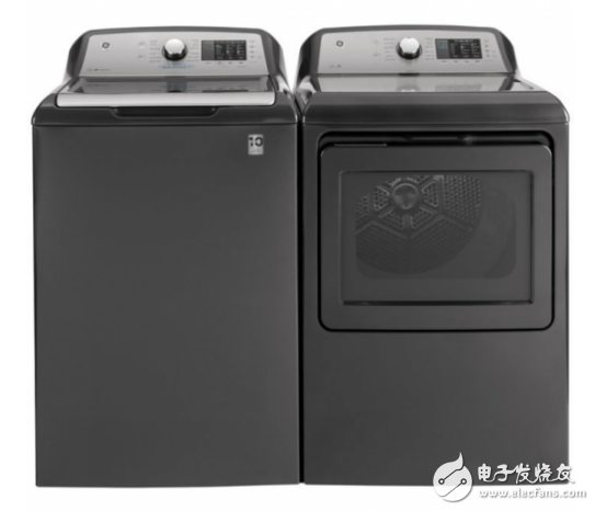 GE Appliances推出首个智能配比的洗衣...