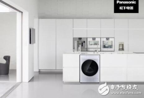 全新松下L系高级护理洗衣机亮相 引领洗衣机高端市场的发展