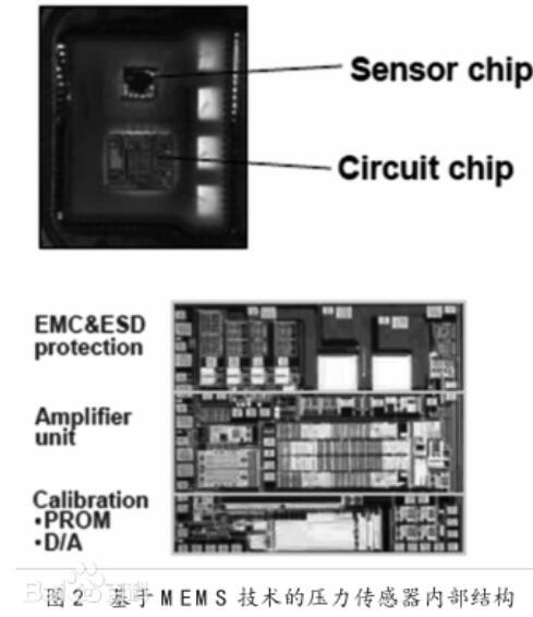 進氣壓力傳感器信號電路電壓過高的原因