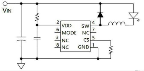 基于AP2911電源IC替換到車燈應用中的方法解...