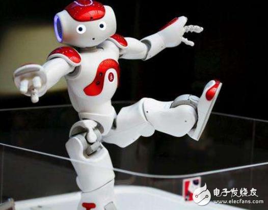 随着科学技术的进步 机器人技术也日益精进