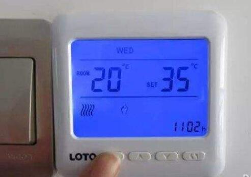 温控器怎么用_温控器怎么调
