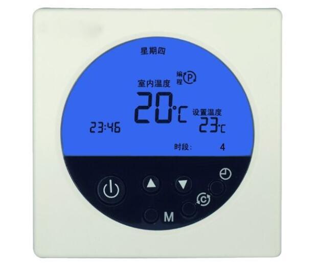 万用表测温控器好坏