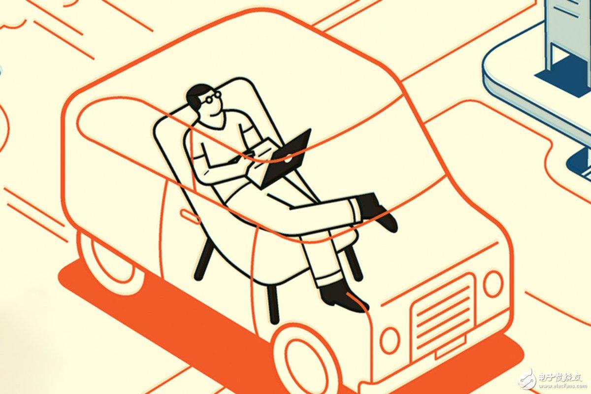未来自动驾驶的三个发展趋势