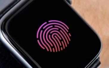 苹果Apple Watch或将内置屏幕指纹识别技术