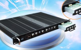 集智达智能推出轨道交通的通信用工控机