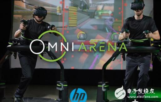惠普联手Virtuix 推出VR新萄京竞技锦标赛