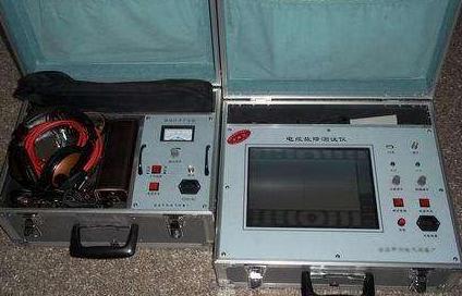 电缆故障测试仪的特点及系统组成