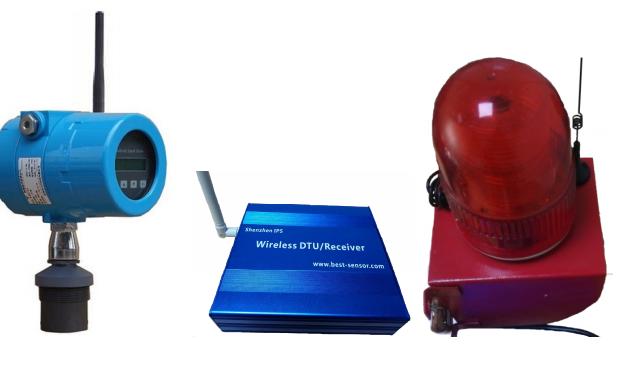 IUD50W無線超聲波傳感器的數據手冊免費下載