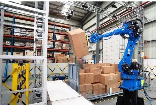 物流行业怎样开启全面的机器人时代