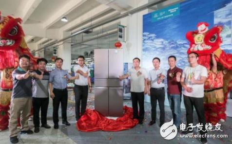 海信推出5门冰箱 试图站稳高端市场
