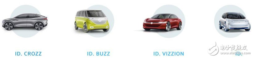 大众在电动汽车的发展地位举足轻重