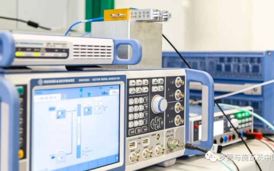 羅德與施瓦茨開始研究THz頻段的6G技術