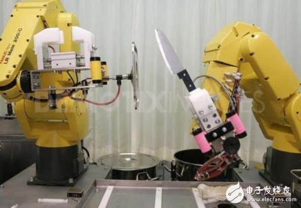 國產機器人勢必取代進口 開拓出更大的市場