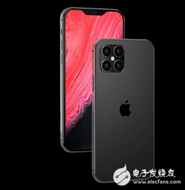 蘋果手機首次配備四攝 iPhone 12設計極具變化