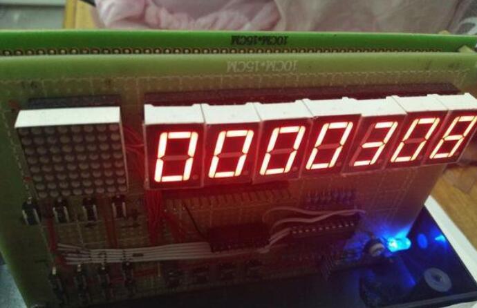 小白如何用焊接的单片机实验板做项目