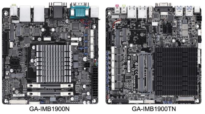 技嘉推出基于Intel Celeron J1900的物联网主板