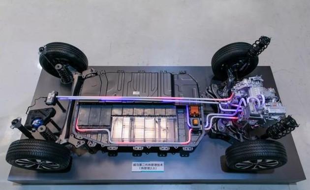 冬天电动车续航不断下降,威马推出第二代电池热管理系统