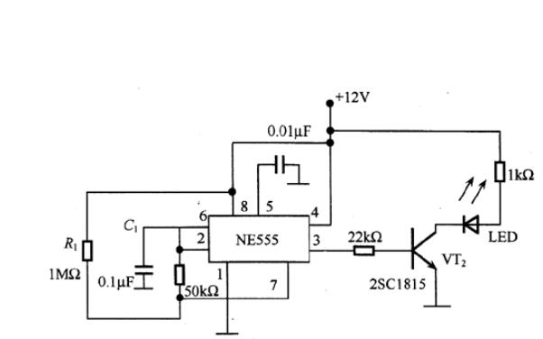 定时器及定时器中断的简介及控制LED闪烁与定时器的时钟的源代码说明