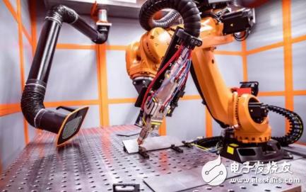工業機器人企業產量同比下跌  新興的工業機器人企業正在爆發