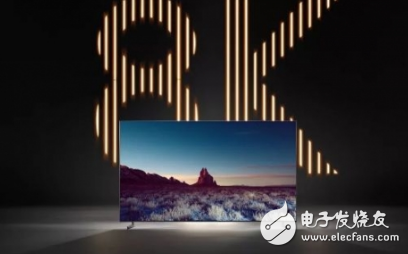 三星QLED电视销量暴增 8K电视起到了重要的作用