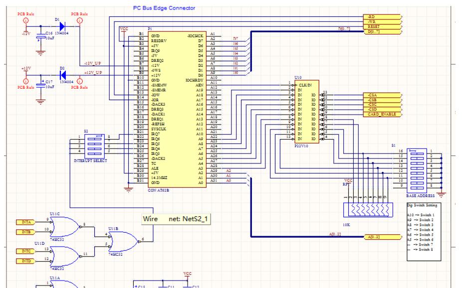 Protel DXP的常用快捷键详细资料说明