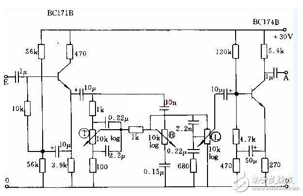 音量电位器接线方法