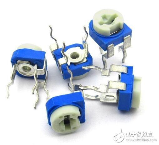 蓝白可调电阻焊接方法_蓝白可调电阻焊接注意事项