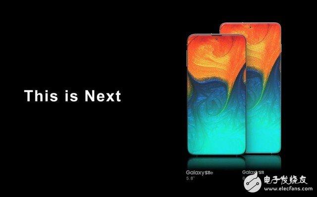 """三星Galaxy S11新渲染图曝光,采用带有弧度的""""瀑布屏"""""""
