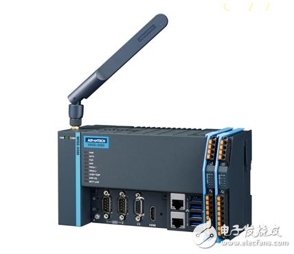 研华推出WISE-5000控制器 实现设备的高效运行和沟通的畅通无阻